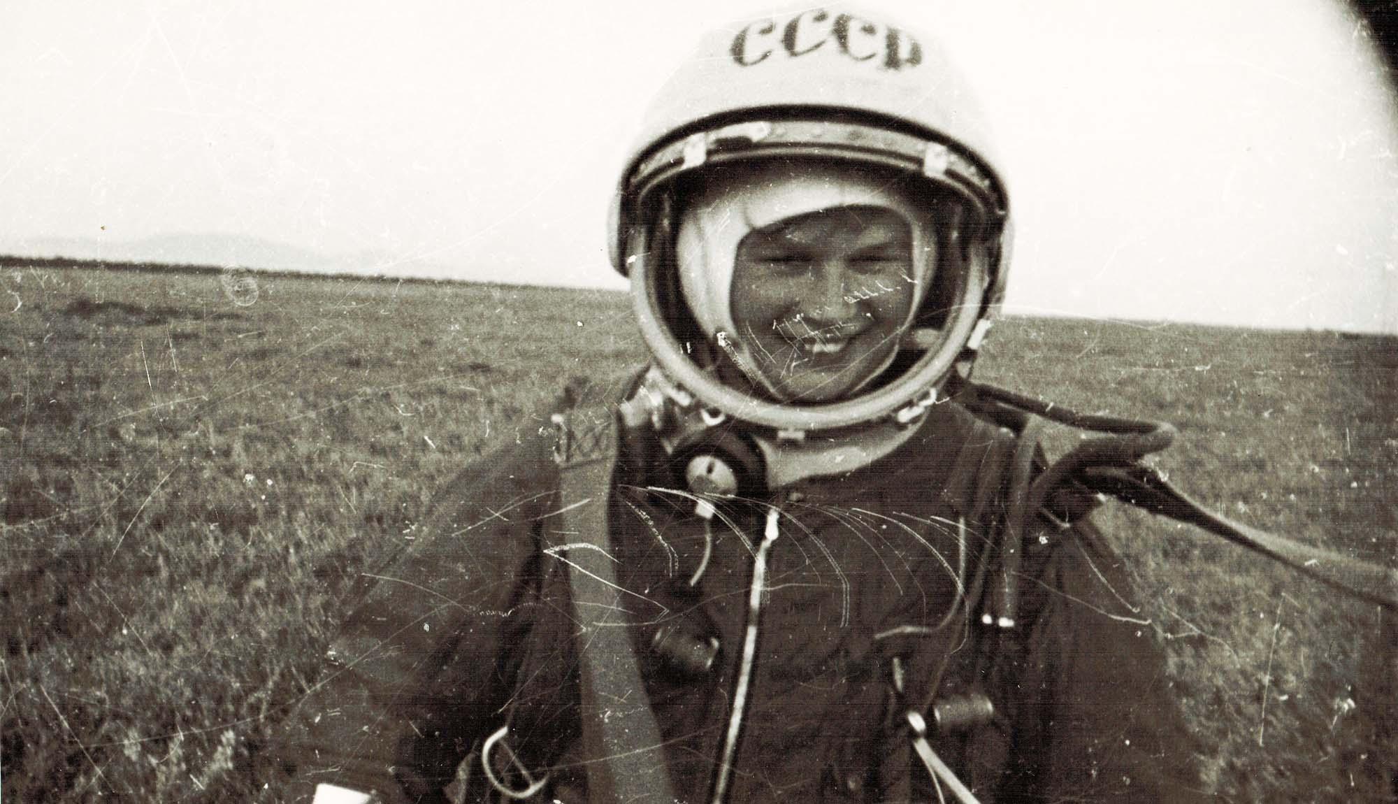 Valentina Tereshkova, cosmonaute russe